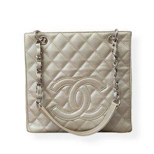 Chanel Timeless Petit Shopping Tote Bag